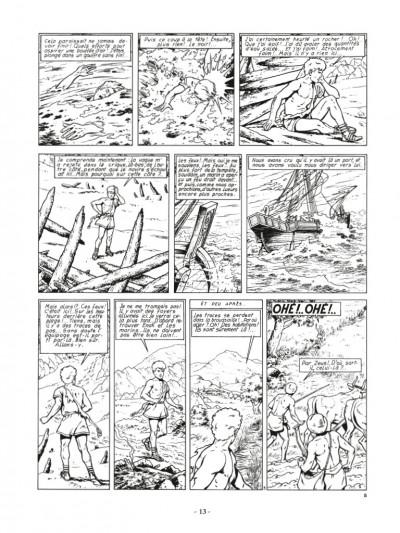 Page 3 Alix - Recueil anniversaire n&b tome 1