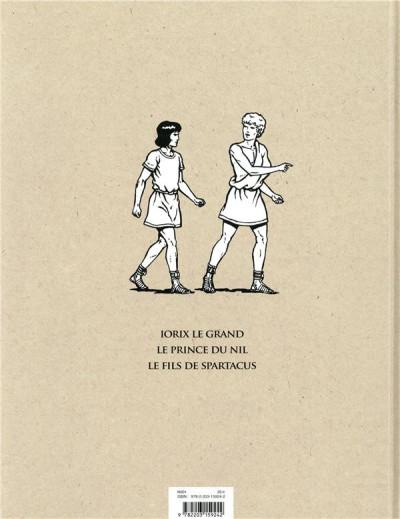 Dos Alix - Recueil anniversaire n&b tome 2