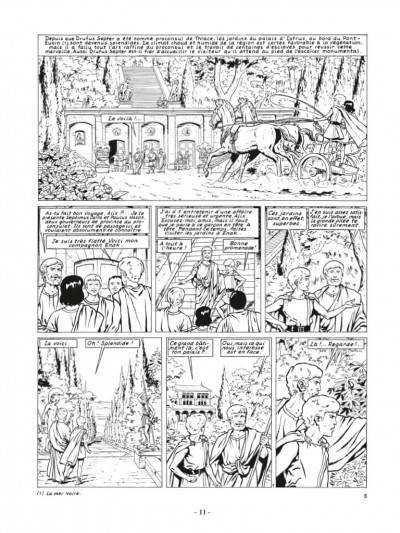 Page 1 Alix - Recueil anniversaire n&b tome 2