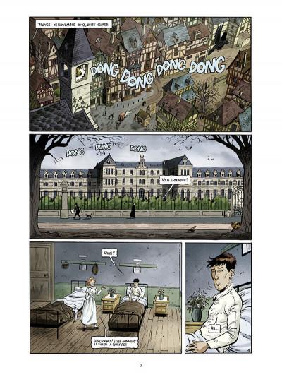 Page 4 La guerre des lulus tome 6