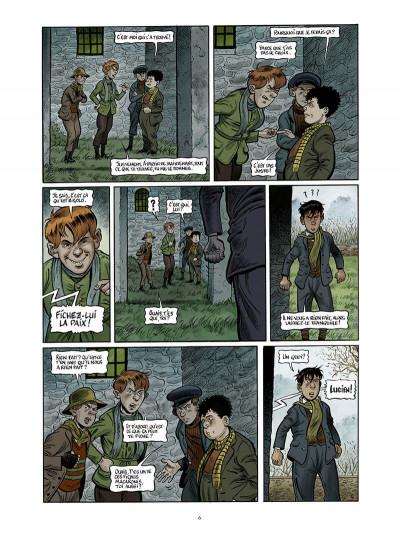 Page 7 La guerre des lulus tome 6