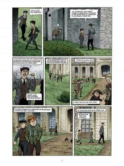 Page 8 La guerre des lulus tome 6