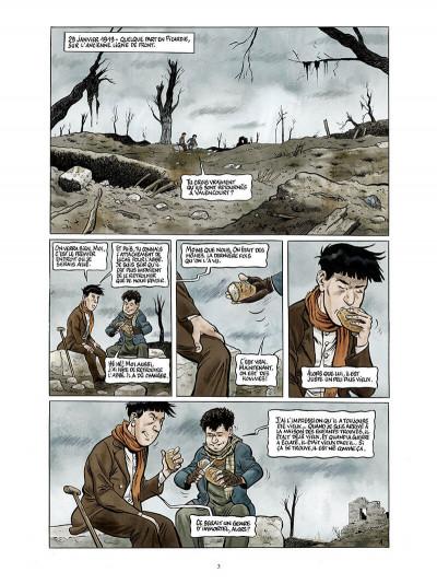 Page 4 La guerre des Lulus tome 7 - Luigi