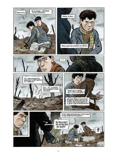 Page 5 La guerre des Lulus tome 7 - Luigi