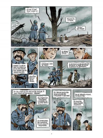 Page 6 La guerre des Lulus tome 7 - Luigi