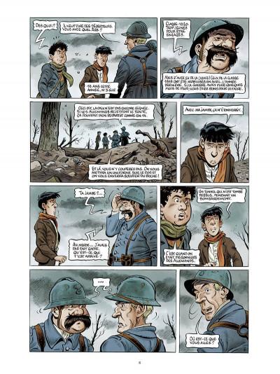 Page 9 La guerre des Lulus tome 7 - Luigi