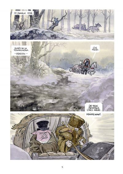 Page 6 La fin du monde en trinquant