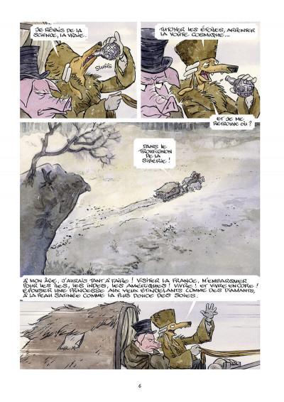 Page 7 La fin du monde en trinquant