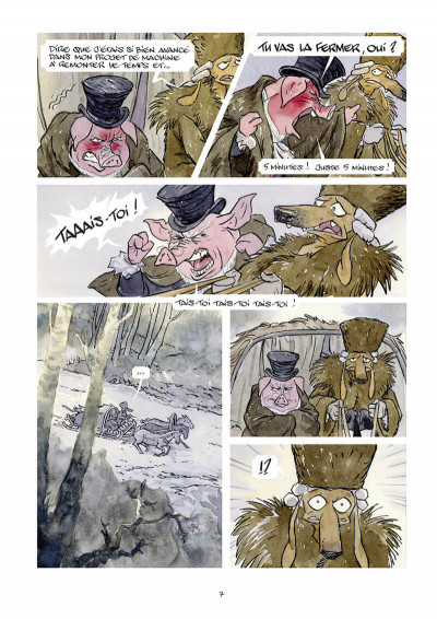Page 8 La fin du monde en trinquant