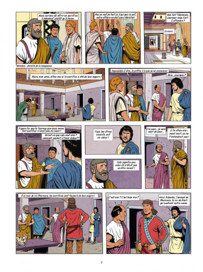 Page 5 Alix tome 37