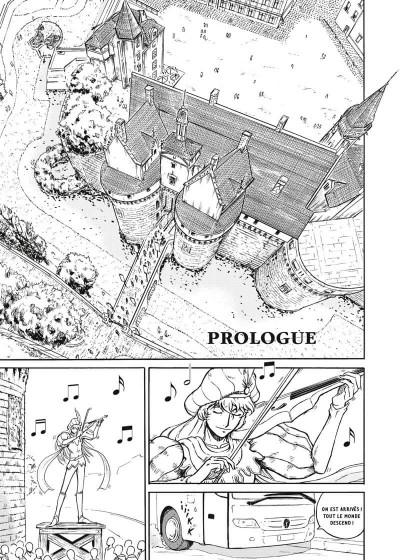Page 7 Anne de Bretagne - Intrigues au château