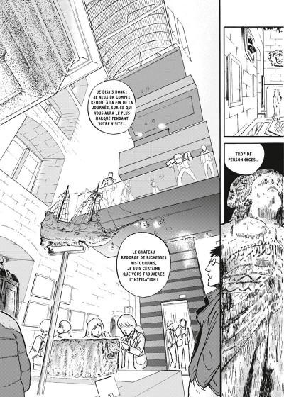 Page 9 Anne de Bretagne - Intrigues au château