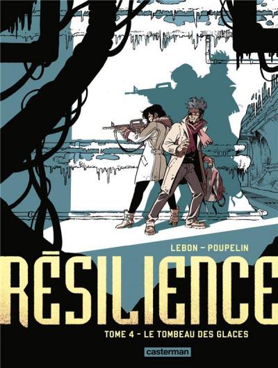 Couverture Résilience tome 4