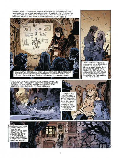 Page 1 Résilience tome 4