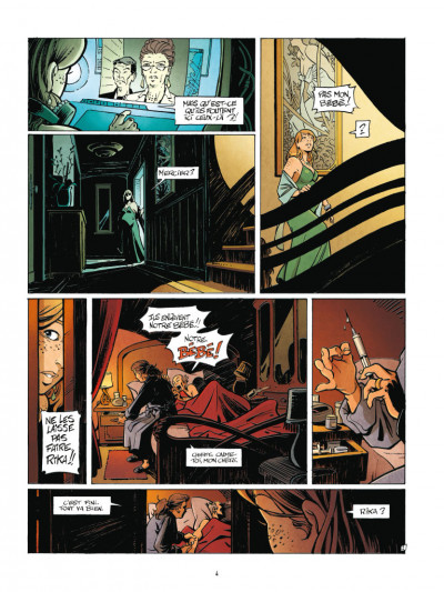 Page 2 Résilience tome 4
