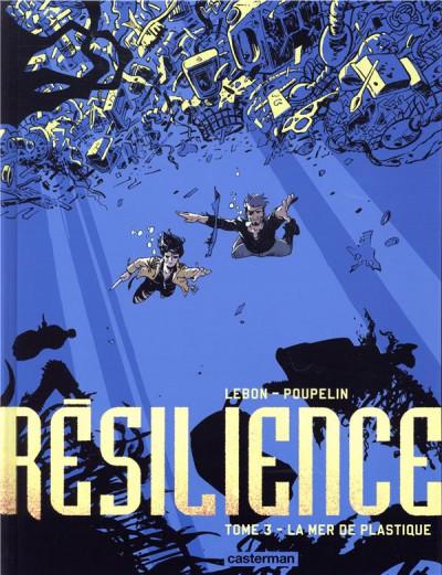 Couverture Résilience tome 3