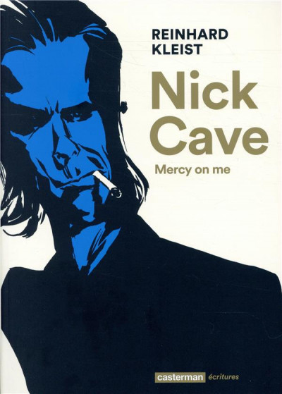 Couverture Nick Cave - Mercy on me