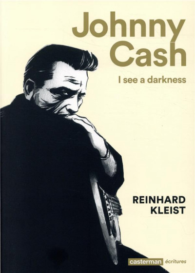 Couverture Johnny Cash - I see a darkness