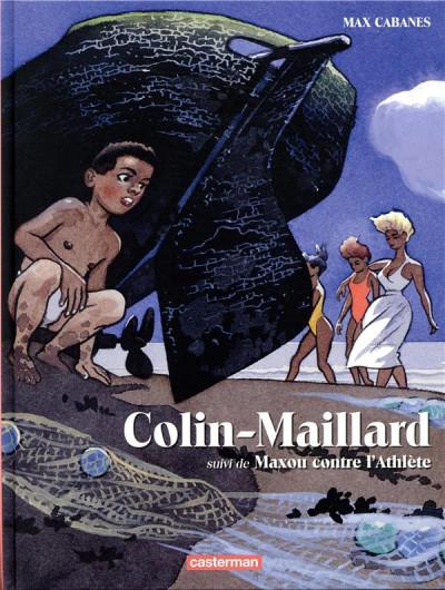 Couverture Colin maillard (édition 2018)