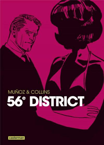 Couverture 56e district
