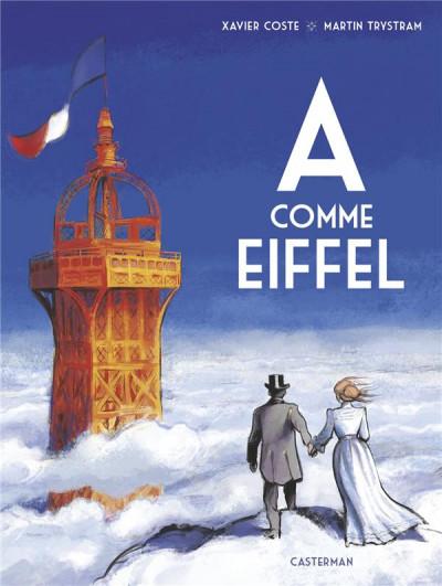 Couverture A comme Eiffel