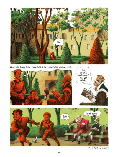 Page 4 Élégie pour un âne