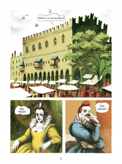 Page 9 Élégie pour un âne