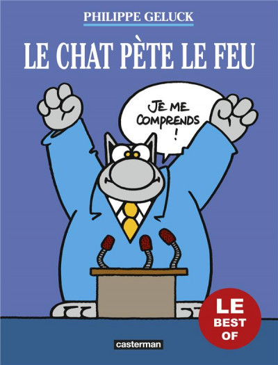 Couverture Le chat- best of tome 6