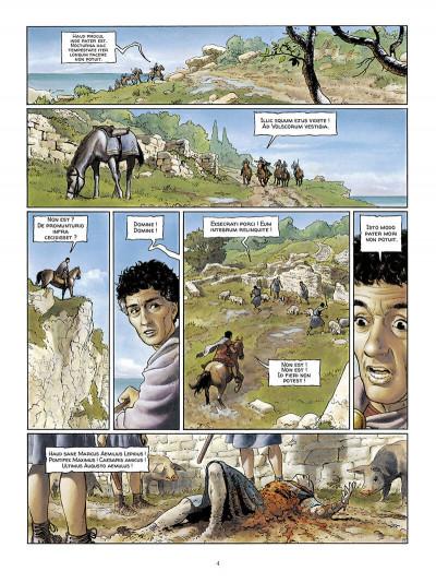 Page 5 Alix Senator en latin tome 1