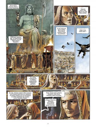 Page 6 Alix Senator en latin tome 1