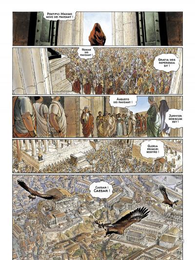 Page 7 Alix Senator en latin tome 1
