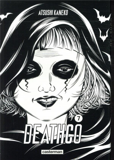 Couverture Deathco tome 7