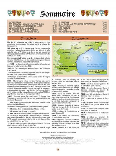 Page 3 Les voyages de Jhen - Carcassonne