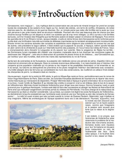 Page 4 Les voyages de Jhen - Carcassonne