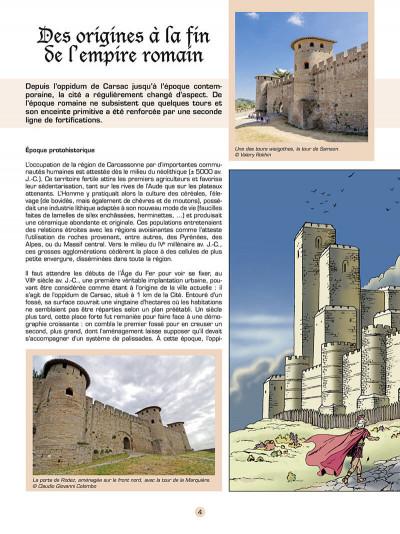 Page 5 Les voyages de Jhen - Carcassonne