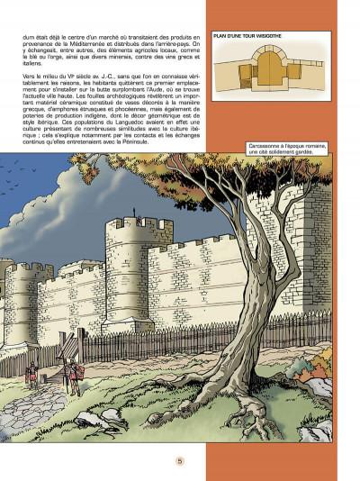 Page 6 Les voyages de Jhen - Carcassonne
