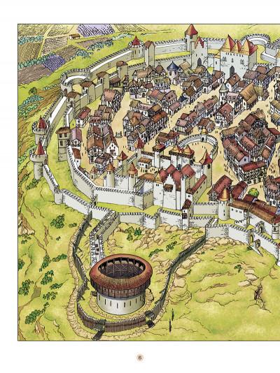 Page 7 Les voyages de Jhen - Carcassonne