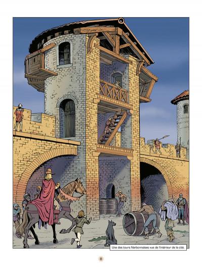 Page 9 Les voyages de Jhen - Carcassonne