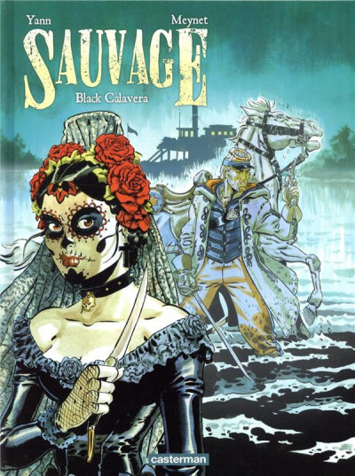 Couverture Sauvage tome 5 + ex-libris offert