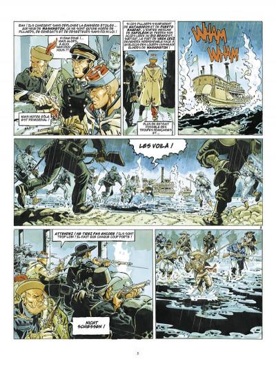 Page 6 Sauvage tome 5