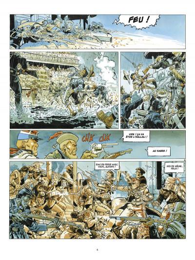 Page 7 Sauvage tome 5