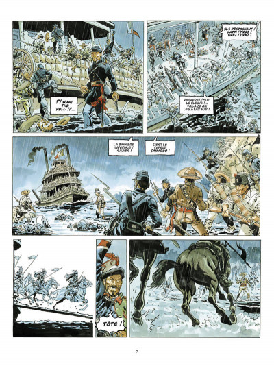 Page 8 Sauvage tome 5