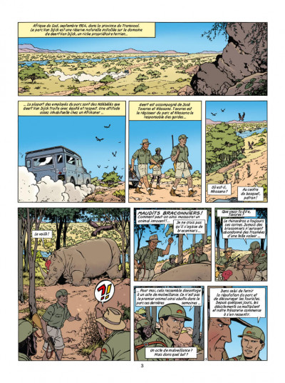 Page 1 Lefranc tome 31