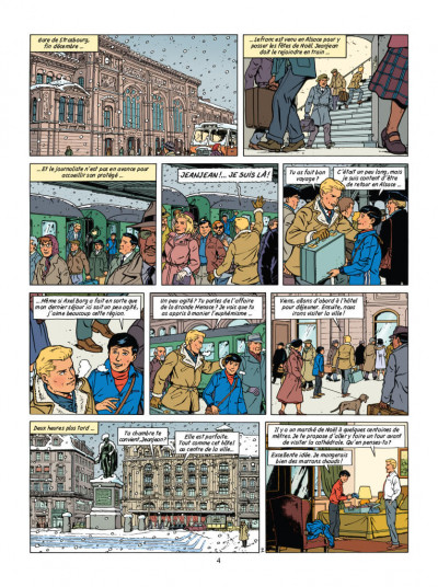 Page 2 Lefranc tome 31