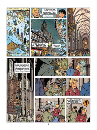 Page 3 Lefranc tome 31