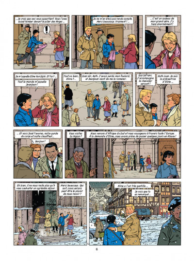 Page 4 Lefranc tome 31