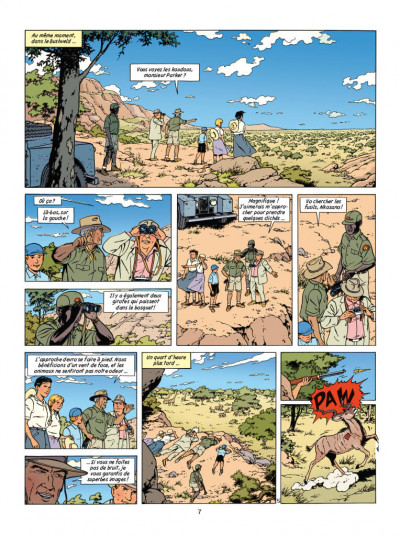 Page 5 Lefranc tome 31