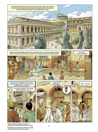 Page 4 Alix tome 38