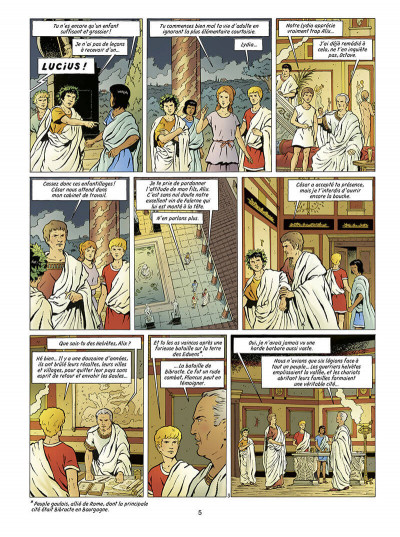 Page 6 Alix tome 38