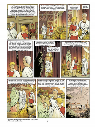 Page 8 Alix tome 38